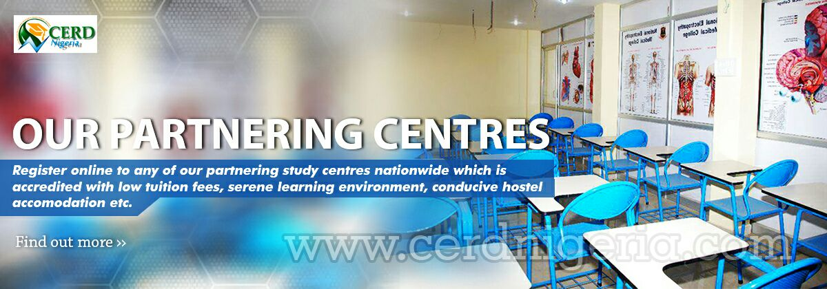 Find out about our study centres nationwide